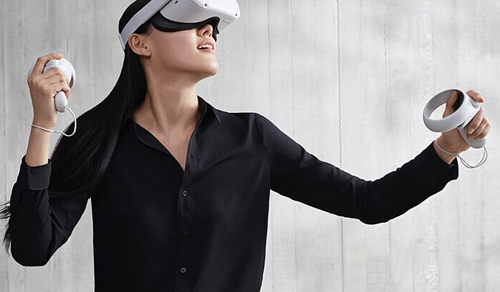 VR или виртуальная реальность