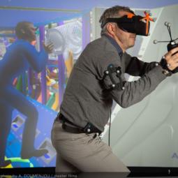 Тренажеры в виртуальной реальности
